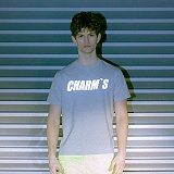 [참스]CHARMS - SCOTCH LOGO T-SHIRTS GRAY 스카치 반팔티
