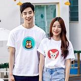 [SWIB] 성실화랑 - 성인 티셔츠_WE2H19011