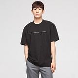 [모니즈] 구겐하임 반팔 티셔츠 (4color) TSB043