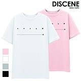 [DISCENE] 디씬 아이콘 반팔 티셔츠 8컬러