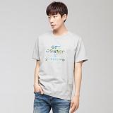[모니즈] 코스믹 전사 반팔 티셔츠 (3color) TSB058