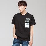 [모니즈] 머스트 전사 반팔 티셔츠 (3color) TSB056