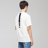 [모니즈] 넘버원 반팔 티셔츠 (2color) TSB053