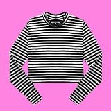 [superlative] 슈퍼레이티브 - [S] 손워머 티셔츠 - 긴팔 티셔츠 - WHITE