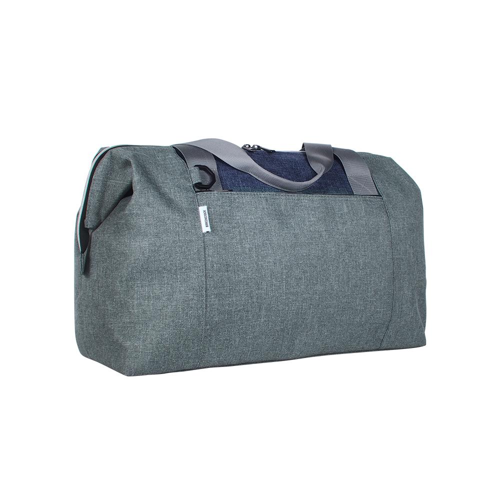 [버켄스탁]BIRKENSTOCK - B03 Gray/Blue 여행용 가방 보스턴백 더플백