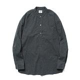 [파르티멘토]Pullover Shirts Gray 풀오버 셔츠