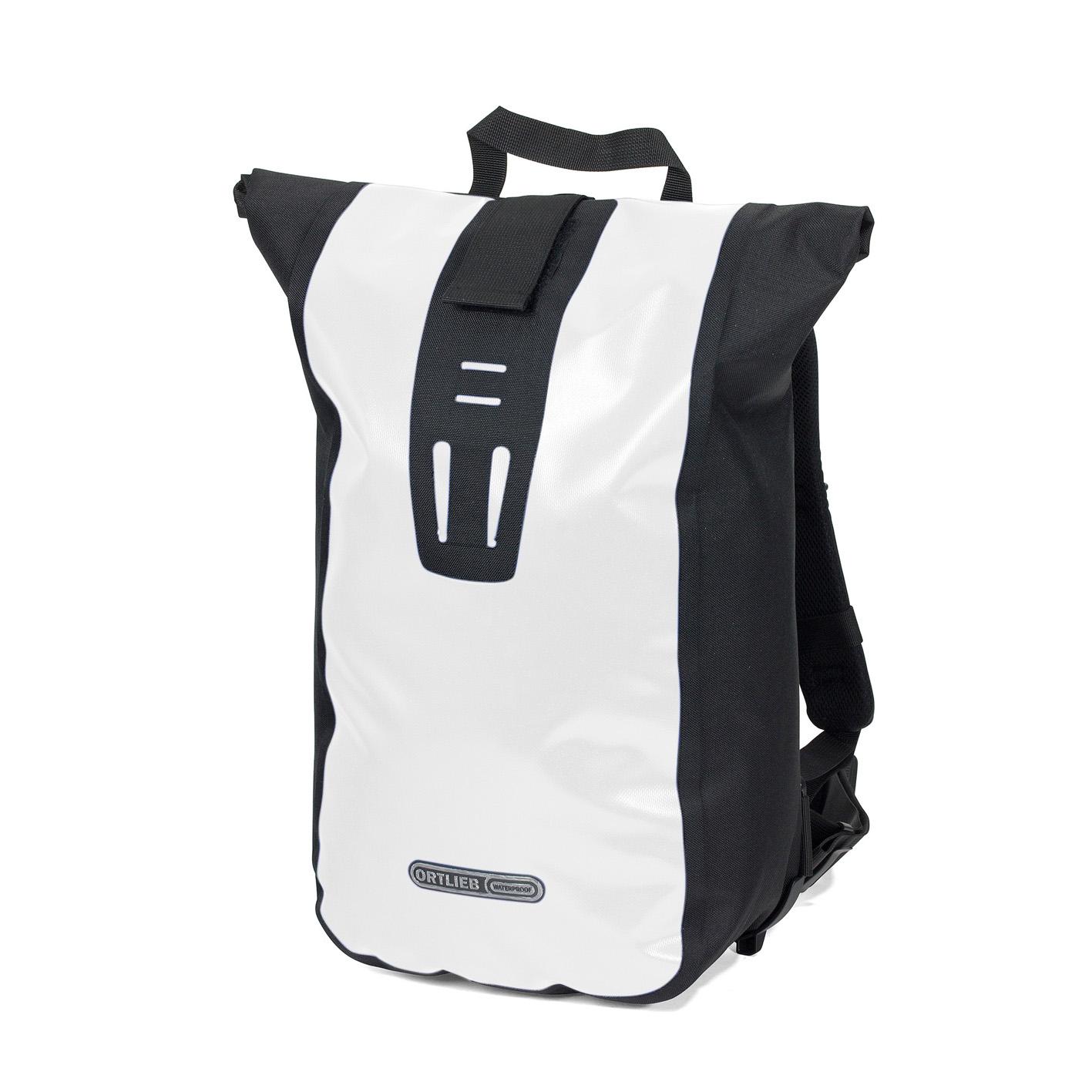 [오르트립]ORTLIEB - 벨로씨티 Velocity 배낭형 가방 / 화이트 R4006 20L 백팩 자전거 바이크 방수 가방 오르트립코리아 정품