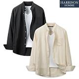 [해리슨] 엠보 체크 셔츠 MT1450