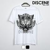 디씬 - 타이거 - 16수 반팔 티셔츠 2COLOR