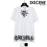 디씬 - 더킬 - 16수 반팔 티셔츠 2COLOR