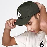 [프로젝트624]PROJECT624 [UNISEX] 6 메이비 투데이 624 로고 볼캡 (Khaki) 야구모자