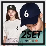 [프로젝트624]PROJECT624 [1+1] 6 메이비 투데이 624 로고 볼캡 (4color) 야구모자