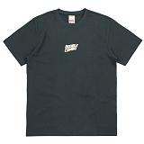 [더블콤보] DOUBLECOMBO - WAVE LOGO TEE (GREEN) 반팔 반팔티 티셔츠
