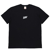 [더블콤보] DOUBLECOMBO - WIFI WAVE TEE (BLACK) 반팔 반팔티 티셔츠