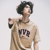 [네버에버]NEVEREVER - ARCH NVR TEE (BEIGE) 반팔 반팔티 티셔츠