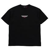 [니드네스]NEEDNESS - BEWARE TEE (BLACK) 반팔 반팔티 티셔츠