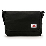 [핍스] PEEPS foundation messenger bag(black)_메신저백 크로스백