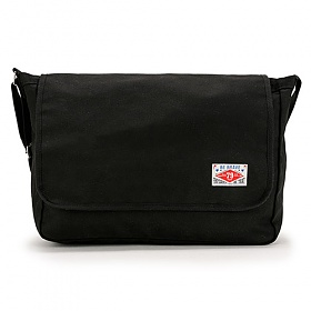 [핍스] PEEPS foundation messenger bag(black)_메신저백 크로스백