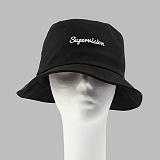 슈퍼비젼 - SHADOW BUCKET HAT BLACK [POP] 버킷햇