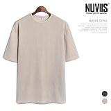 뉴비스 - 피그먼트 모던컬러 반팔 티셔츠 (NB196TS)