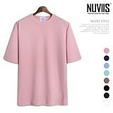 뉴비스 - 심플러 루즈핏 반팔 티셔츠 (BN093TS)
