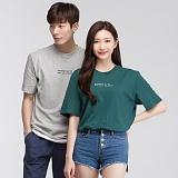 [모니즈] 에브리싱 레이어드 반팔 티셔츠 (6color) TSB070