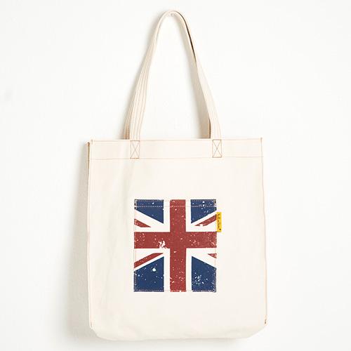 [옐로우스톤] 숄더백 FLAG BAG -YS2058EN /IVORY 에코백