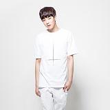 [누에보] NUEVO T-SHIRTS 신상 티셔츠 NST-7302 반팔티