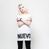 [누에보] NUEVO T-SHIRTS 신상 티셔츠 NST-7304 반팔티