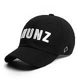 PLATEAU - HUNZ CAP_BLACK 볼캡 야구모자