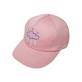 [비쿨] BECOOL - Cloud 5P CAP (Pink) 구름 볼캡 핑크 모자