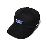 [비쿨] BECOOL - SEE U 5P CAP (Black) 씨유 볼캡 블랙 모자