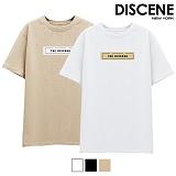 [DISCENE] 디씬 미유미유 반팔 티셔츠 3컬러