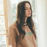 [테일러스튜디오] 테일러 하프넥 반팔 티셔츠 베이지