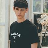 [테일러스튜디오] 테일러 베이직 반팔 티셔츠 블랙