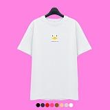 [superlative] 슈퍼레이티브 - [SST162] PADUCK 반팔 티셔츠 - 반팔 티셔츠 - 8컬러
