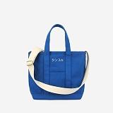 [모노노] MONONO - Mini Bag Oxford - Blue 미니백 숄더백 크로스백 토트백