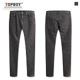 [탑보이] TOPBOY - 베이직 슬림핏 데님팬츠 (SU543)