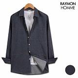 레이먼옴므 - MS데님체크 셔츠 RH2180RW