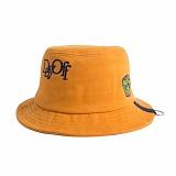 [로맨틱크라운]ROMANTIC CROWN Day off bucket hat_Mustard 버킷햇 벙거지모자