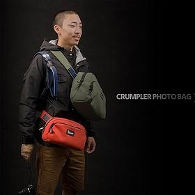 크럼플러 - THE SEBANG OUTPOST (L) - SO2001 카메라가방 크로스백
