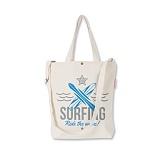 [르버앤코]2WAY BAG SURFING 에코백 크로스백