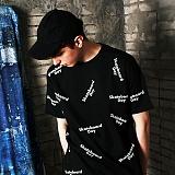 [파이브데크]5U-134 ALL SKATEBOARD  반팔 티셔츠