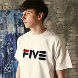 [파이브데크]5U-140 FIVE  반팔 티셔츠