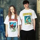 [파이브데크]5U-142 FIELD  반팔 티셔츠