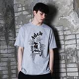 [파이브데크]5U-151 SKULL BOARD  반팔 티셔츠