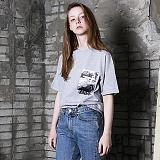 [파이브데크]5U-153 CAR  반팔 티셔츠