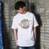 [파이브데크]5U-159 FIRE LINE  반팔 티셔츠