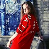 [파이브데크]5U-167 WORLD WIDE UNION  반팔 티셔츠