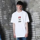 [파이브데크]5U-169 MALIBU RED  반팔 티셔츠